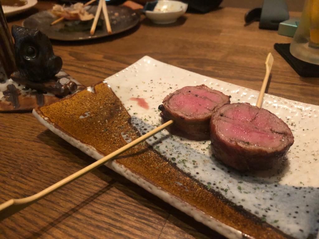 至福の串焼き